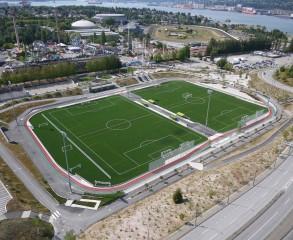 Hastings Park & Empire Field