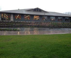 Tsawwassen Springs Golf Course Clubhouse and Homes